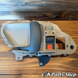 インナードアハンドル 95-99y 左側 ベージュ内装 DORMAN フロント&リア共通 ドアレバー C1500 K1500 サバーバン タホ ユーコン エスカレード デナリ|ck-parts