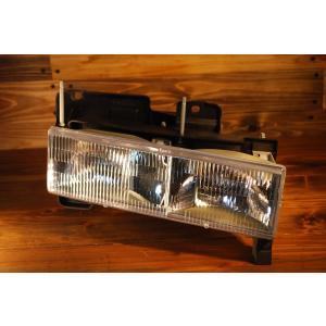 ヘッドライトASSY 90-99y 社外 純正タイプ 右 助手席側 ヘッドランプ C1500 K1500 サバーバン タホ ブレイザー ユーコン C2500 K2500 C3500 K3500|ck-parts