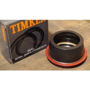 トランスファーアウトプットシャフトシール 91-97y 4WD リア側 TIMKEN ブーツ付タイプ オイルシール K1500 K2500 サバーバン ブレイザー タホ ユーコン ck-parts