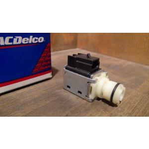 ATシフトソレノイドバルブ 93-99y ACDelco 1-2・3-4シフト&2-3シフト 4L60E C1500 K1500 サバーバン ブレイザー タホ ユーコン エスカレード デナリ ck-parts