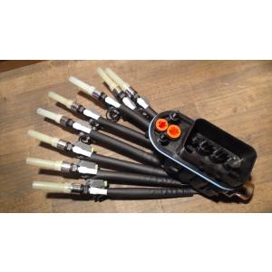 フューエルインジェクターASSY 96-99y VORTEC 対策品 CSFI to MPFIコンバージョンキット C1500 K1500 サバーバン タホ ユーコン エスカレード デナリ|ck-parts