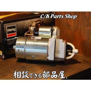 スターターモーター 88-94y TBI Remy 新品 セルモーター 取付マニュアル付 C1500 K1500 サバーバン タホ ユーコン K5ブレイザー|ck-parts