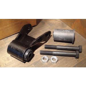 リーフシャックルキット 88-99y DORMAN リーフスプリングブッシュ1個付 C1500 K1500 C2500 K2500 C3500 K3500 サバーバン タホ ユーコン エスカレード デナリ|ck-parts