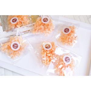 花材 あじさい ジュリアオレンジ|clair-accesory