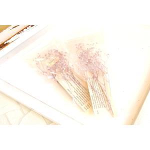 花材 カスミ草 ラベンダー|clair-accesory