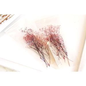 花材 ソフトミニカスミソウ 濃いめピンク|clair-accesory