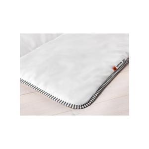 IKEA イケア 掛け布団 やや厚手 ダブルサイズ 10271538 RODTOPPA|clair-kobe