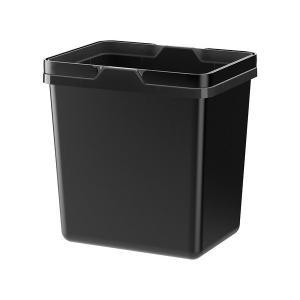 IKEA イケア 分別ゴミ箱 ブラック 00271218 VARIERA|clair-kobe