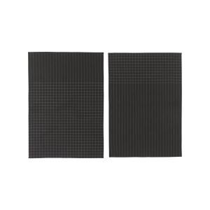 IKEA イケア キッチンクロス 2 ピース ブラック 60257813 365+ clair-kobe