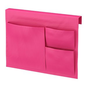 IKEA イケア ベッドポケット ピンク 70296296 STICKAT clair-kobe
