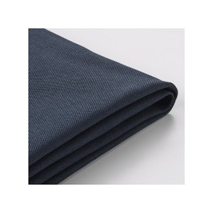 IKEA イケア カバー 2人掛け ソファーセクション用 オッルスタ ブラックブルー E80351032 VIMLE|clair-kobe