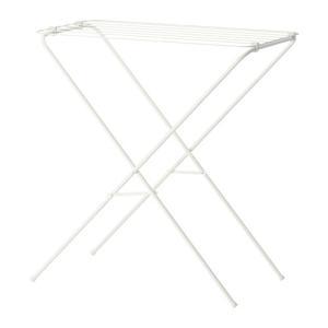 IKEA イケア 物干しラック 室内 屋外用 ホワイト a00242891 JALL clair-kobe