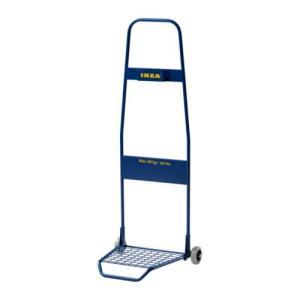 IKEA イケア トロリー ブルー a10165547 FRAKTA|clair-kobe