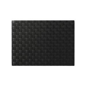 IKEA イケア ランチョンマット ブラック a10177852 ORDENTLIG clair-kobe