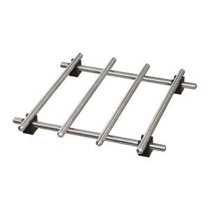IKEA イケア 鍋敷き ステンレススチール a20186040 LAMPLIG|clair-kobe