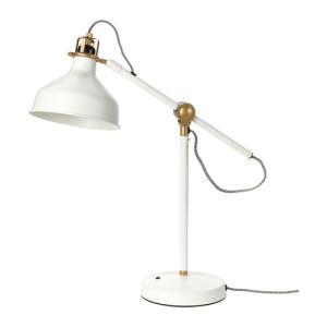 IKEA イケア ワークランプ オフホワイト 30231320 RANARP|clair-kobe