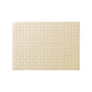 IKEA イケア ランチョンマット オフホワイト a40175234 ORDENTLIG clair-kobe
