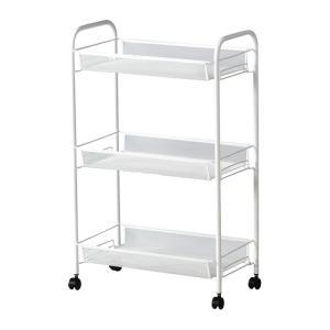 IKEA イケア キッチンワゴン ホワイト a50243968 HORNAVAN clair-kobe