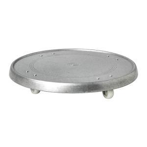 IKEA イケア プラントムーバー 室内 屋外用 亜鉛メッキ a60169449 SOCKER|clair-kobe