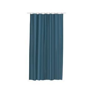 IKEA イケア シャワーカーテン グリーンブルー 180x200cm 70339111 EGGEGRUND clair-kobe