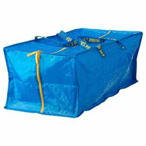 IKEA イケア トロリー用バッグ ブルー a90161989 FRAKTA エコバッグ|clair-kobe