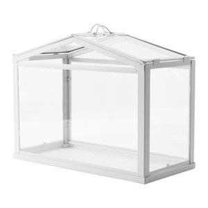 IKEA イケア 室内 屋外用 温室 ホワイト a90191726 SOCKER|clair-kobe