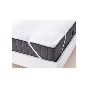 IKEA イケア マットレスプロテクター シングル b50281045 ANGSVIDE|clair-kobe