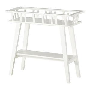 IKEA イケア プラントスタンド ホワイト b80197125 LANTLIV clair-kobe