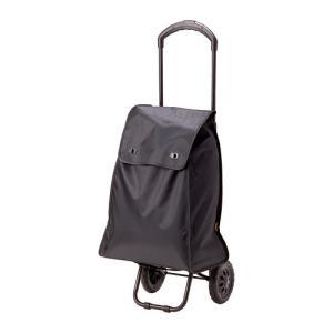 IKEA イケア ショッピングバッグ キャスター付 ブラック c20282334 KNALLA|clair-kobe