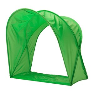 IKEA イケア ベッドテント グリーン c60332474 SUFFLETT|clair-kobe