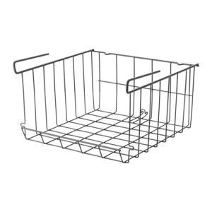 IKEA イケア クリップオンバスケット グレーブラウン d00312493 OBSERVATOR|clair-kobe