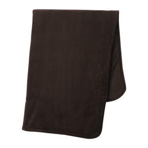 IKEA イケア 毛布 ブラウン d00368847 VITGROE|clair-kobe