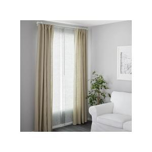 IKEA イケア カーテンロッドホルダー ホワイト d20305076 VIDGA clair-kobe