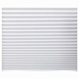 IKEA イケア プリーツブラインド ホワイト 90x190cm d40242281 SCHOTTIS|clair-kobe
