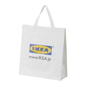 IKEA イケア バッグ ホワイト d50155914 KLAMBY|clair-kobe