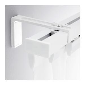 IKEA イケア 壁用固定具 ホワイト d50299149 VIDGA clair-kobe
