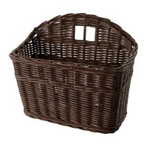 IKEA イケア バスケット ダークブラウン d60322069 GABBIG|clair-kobe