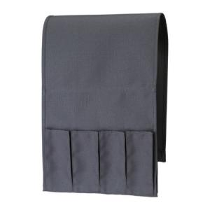 IKEA イケア リモコンポケット ブラック d80166906 FLORT clair-kobe