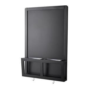 IKEA イケア 黒板 マグネットボード ブラック d80267241 LUNS clair-kobe