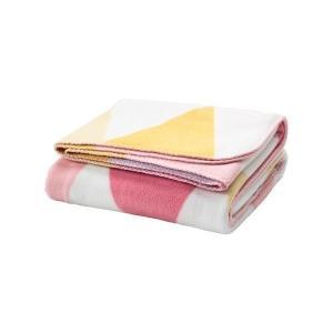 IKEA イケア 毛布 ライトピンク E00359334 STILLSAMT|clair-kobe