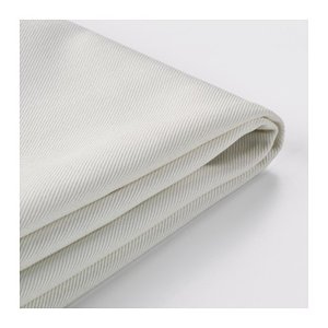 IKEA イケア アームチェア用カバー ヴィッタリード ホワイト E70321738 EKTORP clair-kobe