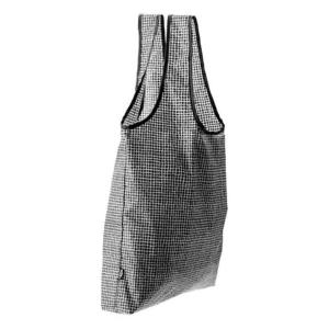 IKEA イケア キャリーバッグ ブラック ホワイト n00330492 KNALLA|clair-kobe
