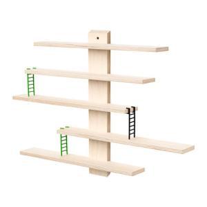IKEA イケア ウォールシェルフ n10381853 LUSTIGT|clair-kobe