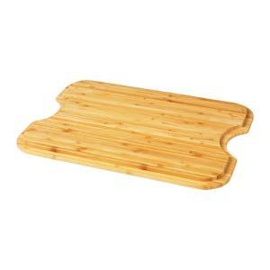 IKEA イケア  まな板 竹 n10425611 HOGSMA ワゴンのふた|clair-kobe