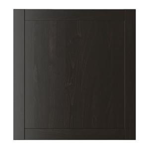 IKEA イケア 扉 - ブラックブラウン n30294794 HANVIKEN clair-kobe