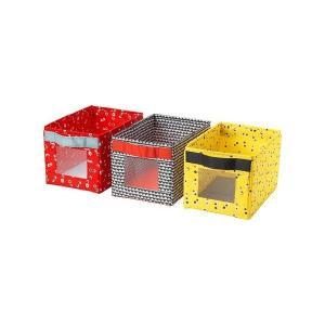 IKEA イケア ボックス マルチカラー n30417950 ANGELAGEN|clair-kobe