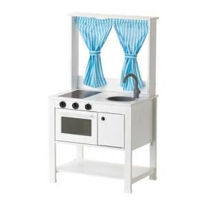 IKEA イケア おままごとキッチン カーテン付き n40427816 SPISIG|clair-kobe