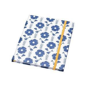 IKEA イケア ノート ホワイト ブルー n50428009 ANILINARE clair-kobe