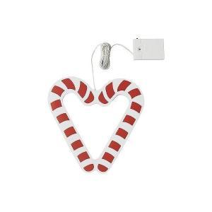 IKEA イケア  LEDペンダントランプ 電池式 キャンディケイン n90445827 STRAL...