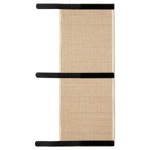 IKEA イケア 爪とぎ用マット ナチュラル z00377795 LURVIG|clair-kobe
